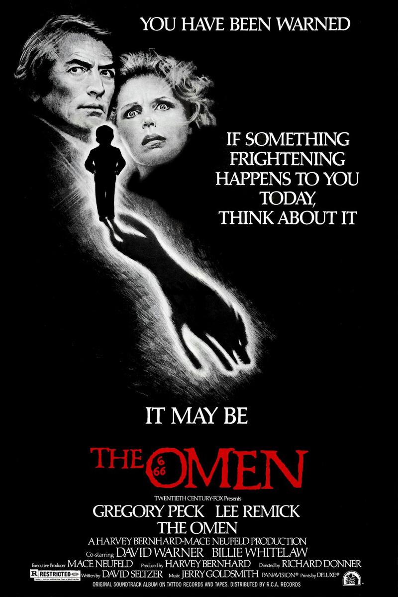 suspiria.inferno — Horror Movie Review: The Omen (1976)