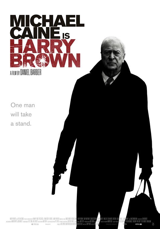 harry brown review