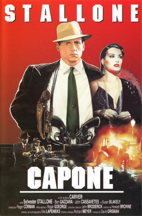 """Wow, Stallone playing Al Capone? That should be interesting!"""